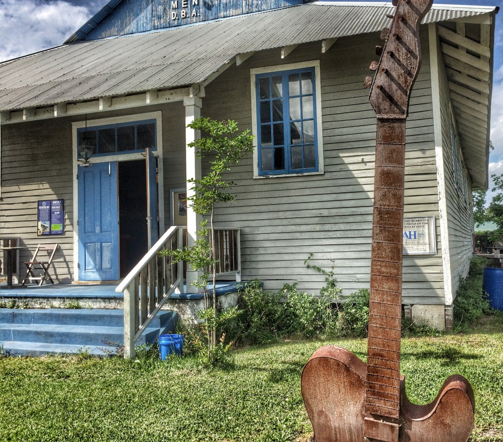 The 100 Men Hall along the Mississippi Blues Trail