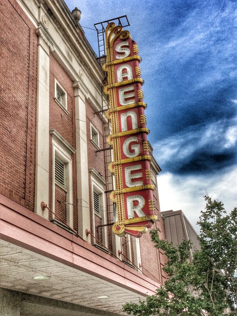 "Built in the 20's - this historic theater was known as the ""gem of the south"" in Biloxi, MS"