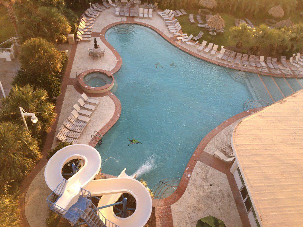 Pool View Condo