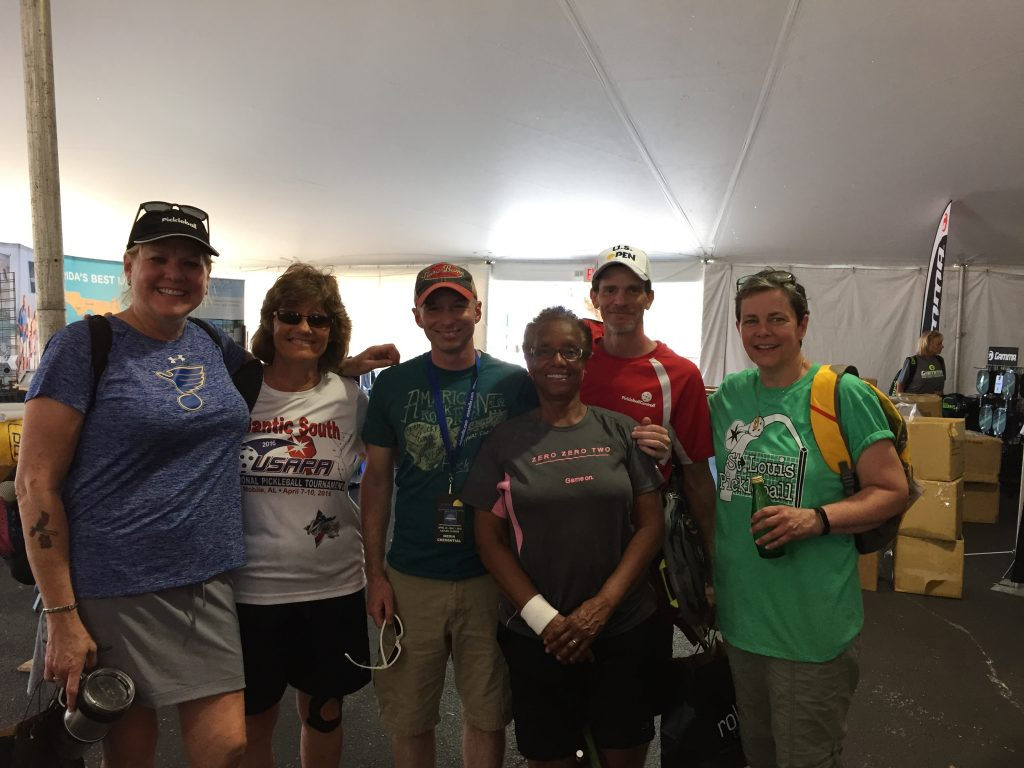 St Louis Pickleball Friends