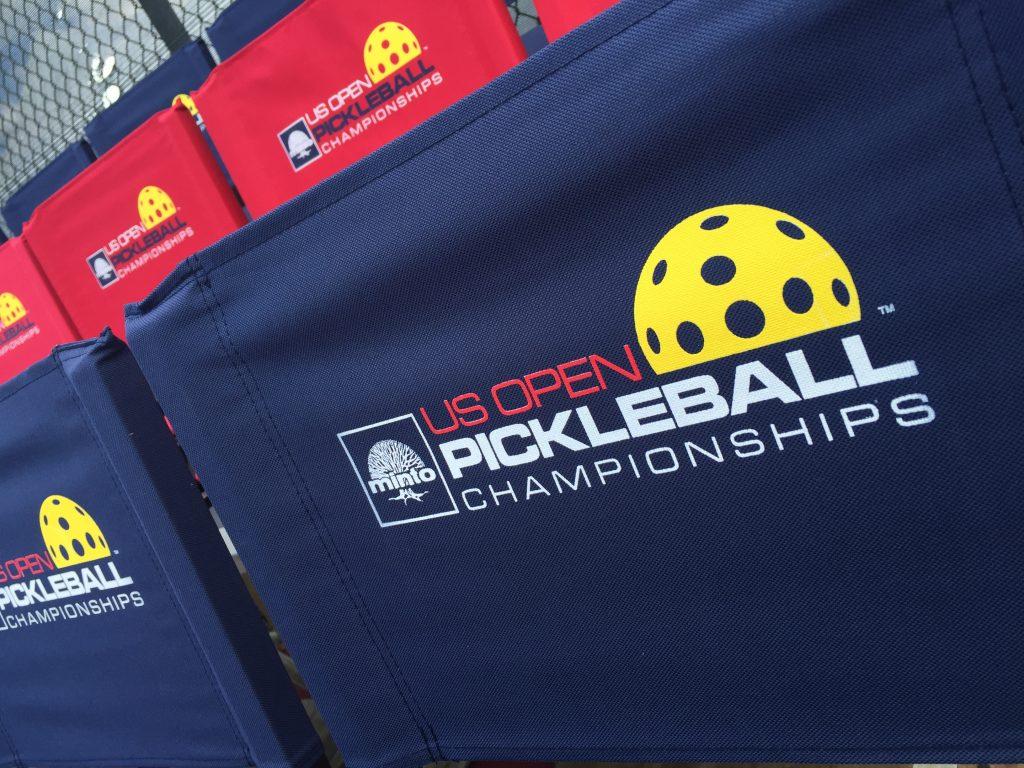 Pickleball Tournament Chair