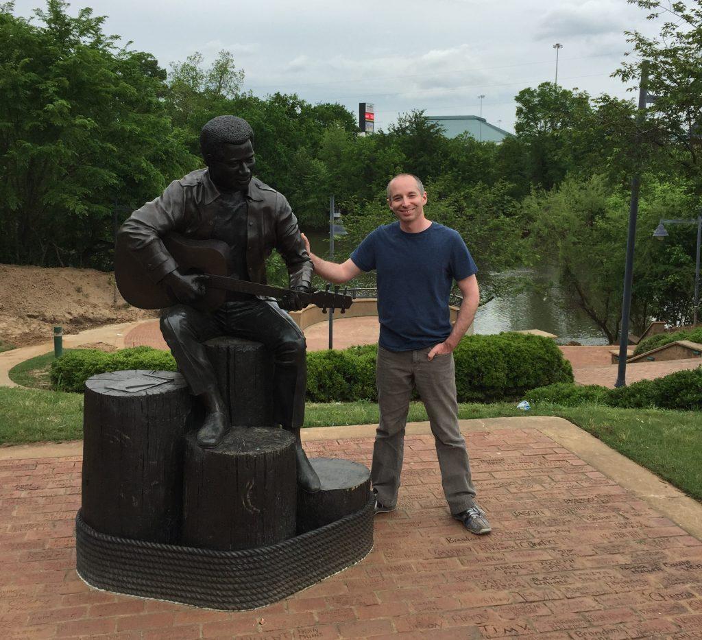 Otis Statue