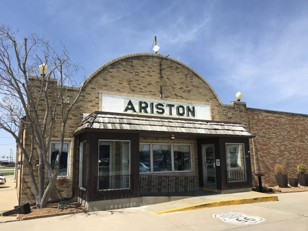 Ariston Cafe Litchfield Route 66