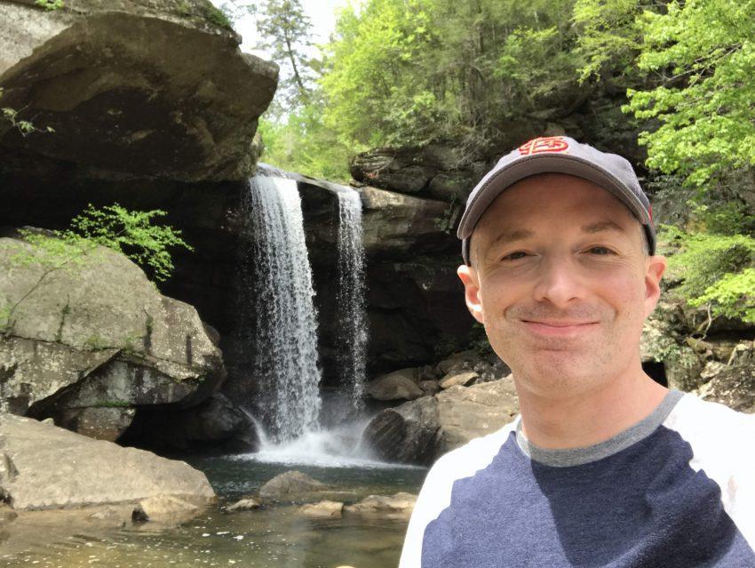 Eagle Falls Trail Kentucky